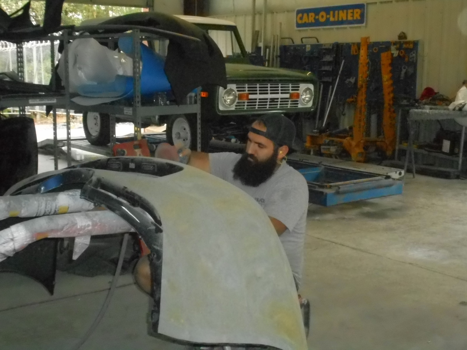 body collision paint repair spartanburg sc